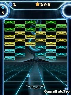 Tải Game Tronic Breaker - Đánh Bóng Hình Khối Cho Java