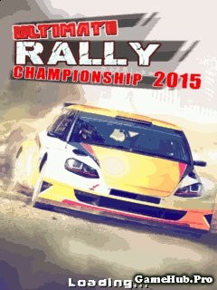 Tải Game Ultimate Rally Championship 2015 Đua Xe Java