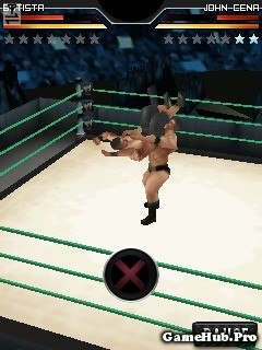 Tải game WWE SmackDown vs Raw 2010 Crack Cho Java