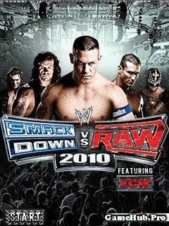 Tải game WWE SmackDown vs Raw 2010 Crack Cho Java