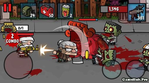 Tải Game Zombie Age 3 Hack Mod Full Tiền Cho Android