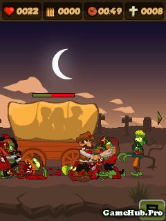 Tải Game Zombie Chase 2 và 3 Cao Bồi Miền Tây Java