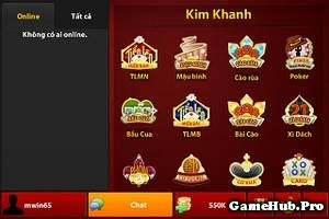 Tải iWin 480 Online - Game iWin 4.8.0 Cho Android IOS