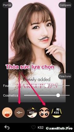 Tải Makeup Plus cho Android - Ứng Dụng Tạo Ảnh Soái Ca