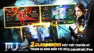 Tải MU Origin VN - Game Huyền Thoại MU Cho Android, IOS