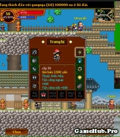 Thủ thuật đi chiến trường hay trong Ninja School Online