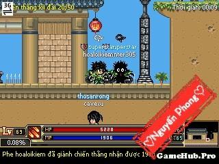 Thủ thuật làm nhiệm vụ 69 Ninja School Online dễ dàng