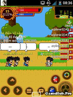 Thủ thuật UP Lượng Bằng Ninja School Premium mới nhất