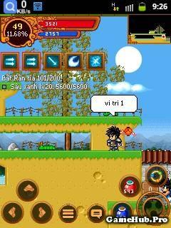 Thủ thuật UP Lượng mới nhất trong Ninja School Online