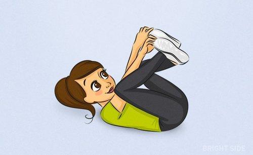10 bài tập thể dục giúp buổi sáng tràn đầy năng lượng