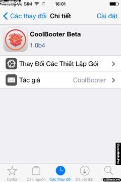Hướng dẫn cài song song 2 hệ điều hành iOS cùng thiết bị