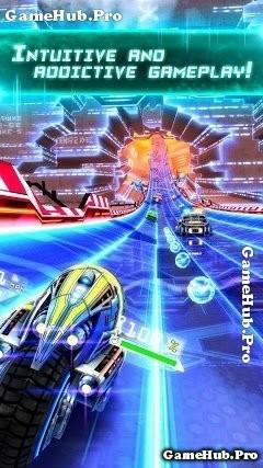 Tải game 32 Secs - đua xe tương lai Mod tiền cho Android