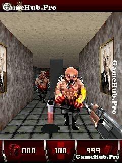 Tải game 3D Bio Soldiers - Bắn súng 3D chiến tranh Java