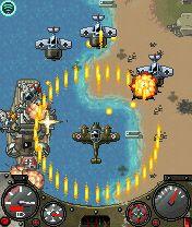 Tải game Aces Of The Luftwaffe 2 - Bắn máy bay cho Java