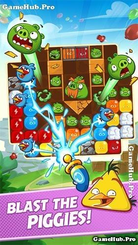 Tải game Angry Birds Blast - Tiêu diệt Con Lợn Android