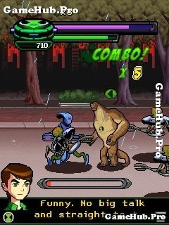 Tải game Ben 10 Alien Force - Vengeance of Vilgax Java