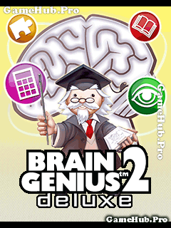 Tải game Brain Genius 2 Deluxe - Thử thách trí tuệ Java