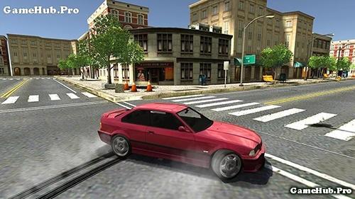Tải game City Drift - Đua xe thành phố Mod tiền Android