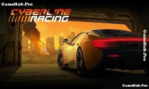 Tải game Cyberline Racing - Đua xe bắn súng Mod Android