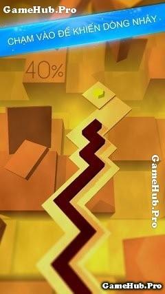 Tải game Dancing Line - Nhạc và tốc độ cực khó Android