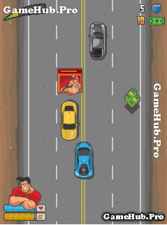 Tải game Danny Danger Racer - Đua xe vô tận cho Java