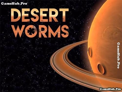 Tải game Desert Worms - Đua xe trên Sa Mạc cho Android
