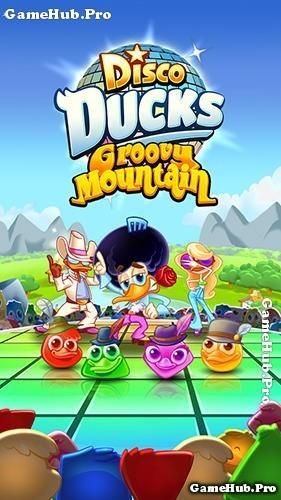 Tải game Disco Ducks - Xếp hình gây nghiện Mod Android