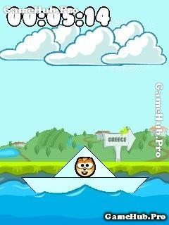 Tải game Dont Fall Off - Giúp mèo giữ thăng bằng Java