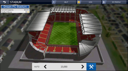 Tải game Dream League Soccer 2016 Hack Full Tiền Android