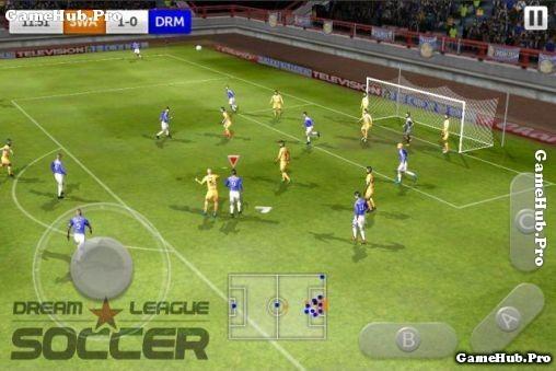 Tải game Dream League Soccer - Đá bóng Mod Tiền Android