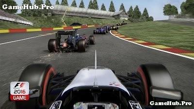 Tải game F1 2016 - Đua xe thể thức 1 Apk cho Android