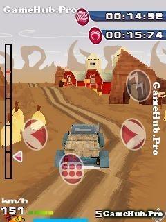Tải game Farm Truck Racing 3D - Đua xe Nông Trại cho Java