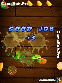 Tải game Fruit Cutter - Chém hoa quả Cảm Ứng cho Java