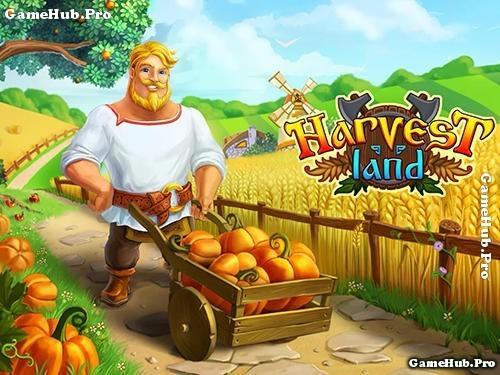 Tải game Harvest Land - Trang trại duyên dáng cho Android