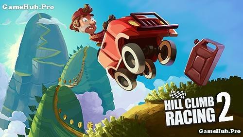 Tải game Hill Climb Racing 2 - Đua xe thăng bằng Android