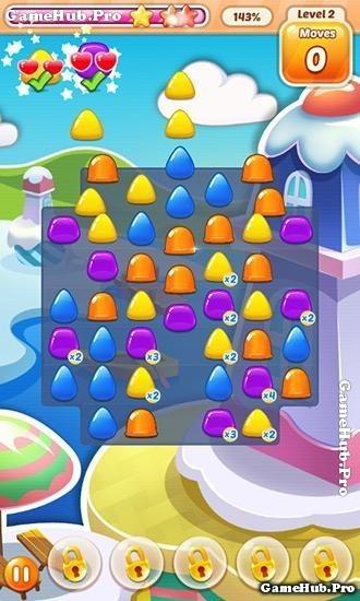 Tải game Jelly Boom - Xếp hình siêu dễ thương Android