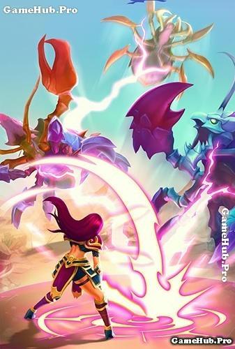 Tải game Juggernaut Champions - Nhập vai RPG cho Android