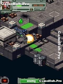 Tải game Mech Strategy Wars - Đối kháng Robot RPG Java