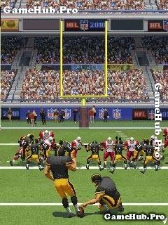 Tải game NFL 2010 - Chơi bóng bầu dục Mỹ cho Java mới