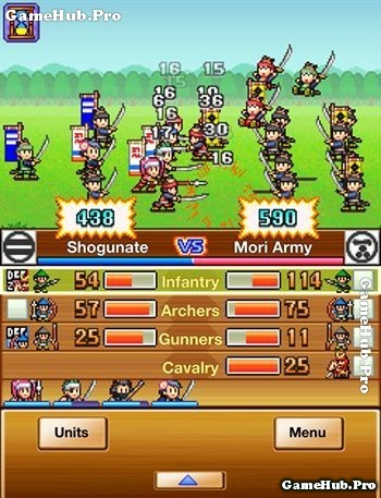 Tải game Ninja Village - Chỉ huy Ninja hack tiền Android