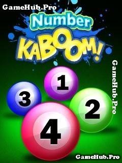 Tải game Number Kaboom - Phá hủy số đếm mới cho Java