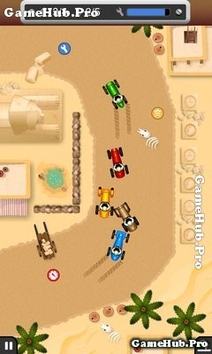 Tải game Old Skool Racing - Học sinh đua xe cho Java