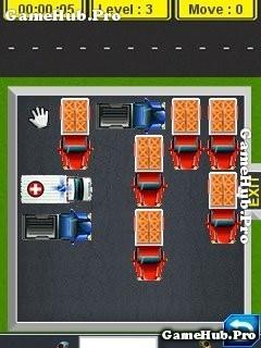 Tải game Parking Rush - Mở đường xe Cứu Thương Java