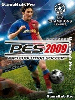 Tải game Pro Evolution Soccer 2009 - Đá bóng PES 2009 Java