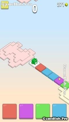 Tải game Rainbow Clouds - Giải trí cùng Cubimals Mod tiền