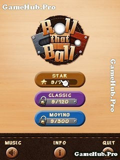 Tải game roll that ball cho java logic trí tuệ