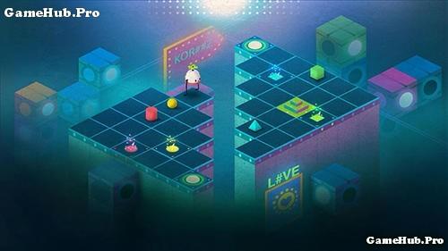 Tải game Roofbot - Giải đố Mod xóa QC, gợi ý Android