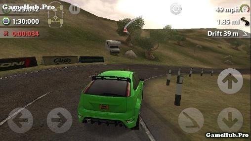 Tải game Rush Rally 2 - Đua xe mô phỏng tuyệt vời Android
