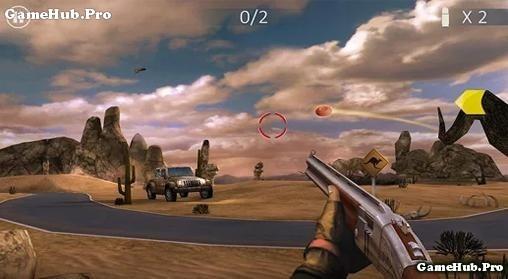 Tải game Skeet Shooting 3D - Bắn đĩa Bay Mod tiền Android