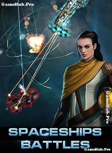 Tải game Spaceship Battles - Bắn máy bay chiến thuật Android
